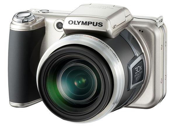 1695a8f83 Olympus SP-800UZ and SP-600UZ Ultra-Zoom Digital Cameras • Camera ...