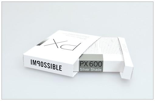 Impossible Film - PX600 instant film