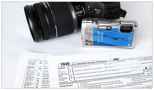 Spend Your Tax Refund On A New Camera!