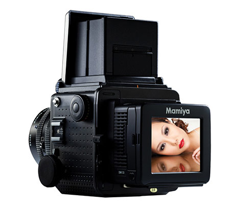 Mamiya RZ33 - 33-megapixel medium format digital camera