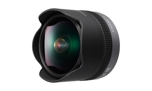Panasonic Lumix G 8mm Fisheye Lens