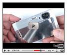 Sony Cybershot TX5 Waterproof Camera Video Preview