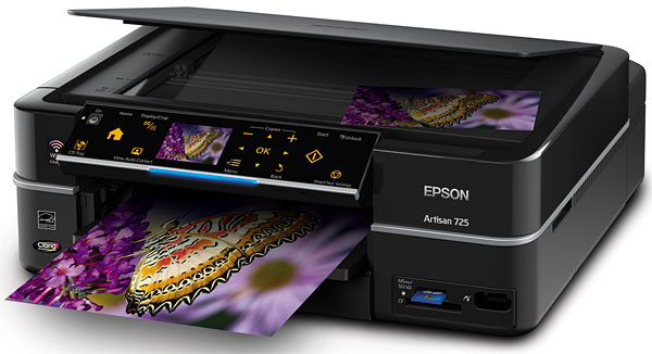 epson artisan 835 and artisan 725 all in one printers u2022 camera news rh photographyreview com Epson Printer R 2400 Manuals Epson Printer WF 2650 Manual
