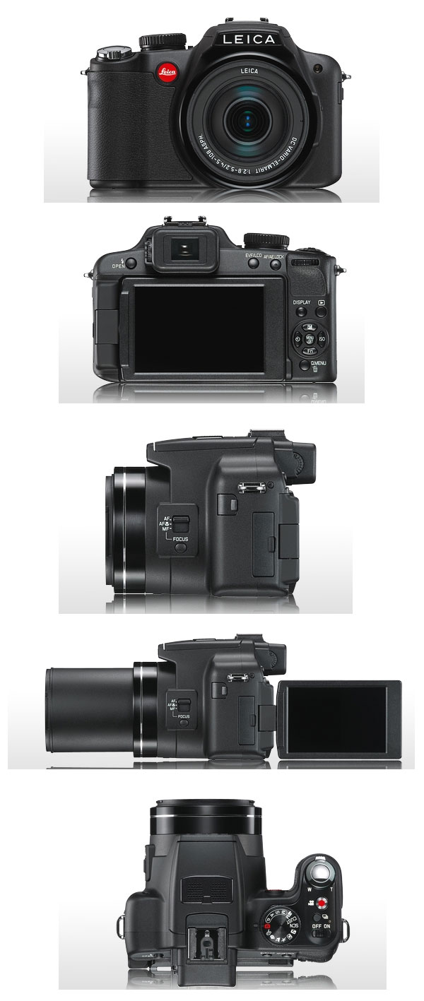 Leica V-Lux 2 Digital Camera • Camera News And Reviews