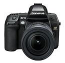 New Olympus E-5 Flagship Digital SLR
