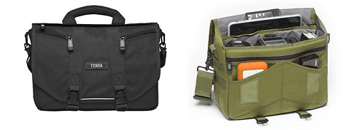 The Small Camera Bag Accommodates A Digital Slr System Without Ipad Computer Compartment