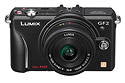 Panasonic Lumix GF2 adds touchscreen display and full HD video