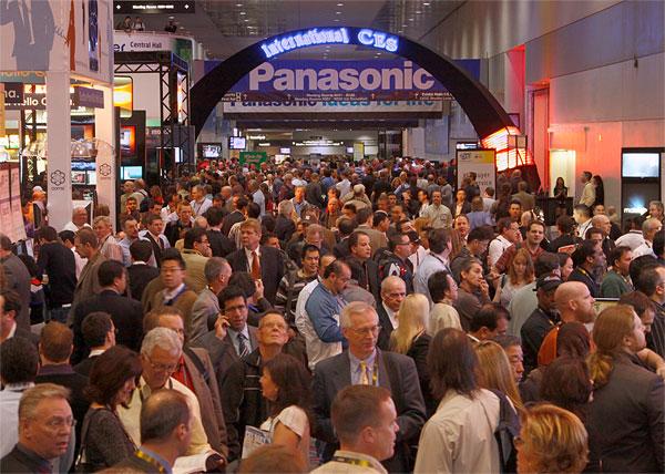 2010 CES Tradeshow