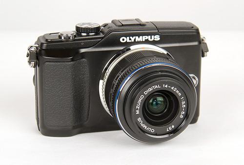 Olympus E-PL2 Pen Micro Four Thirds Digital Camera