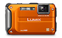 Panasonic Lumix TS3 Rugged Waterproof Camera Announcement