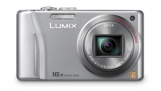 Panasonic Lumix ZS8 - front