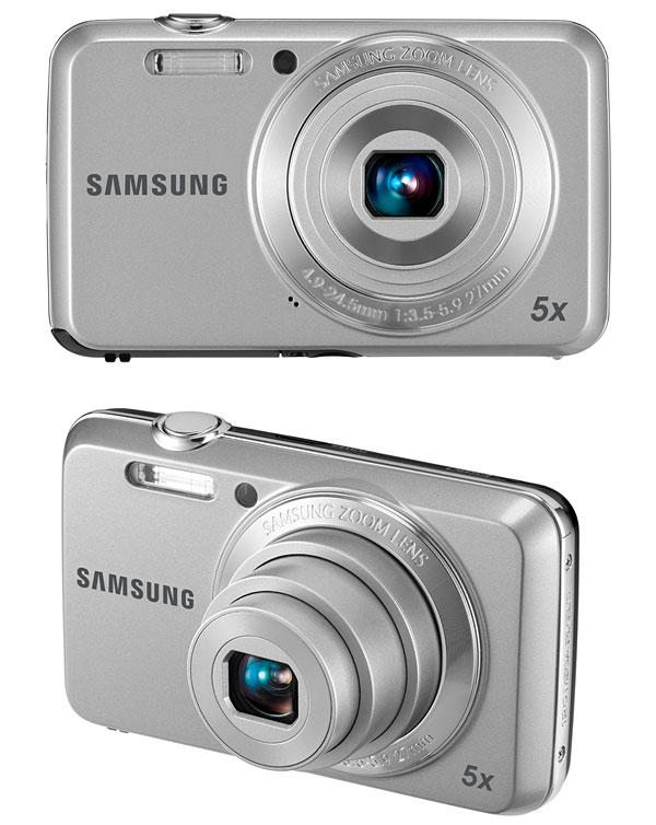 Samsung Pl20 And Es80 Digital Cameras Camera News And