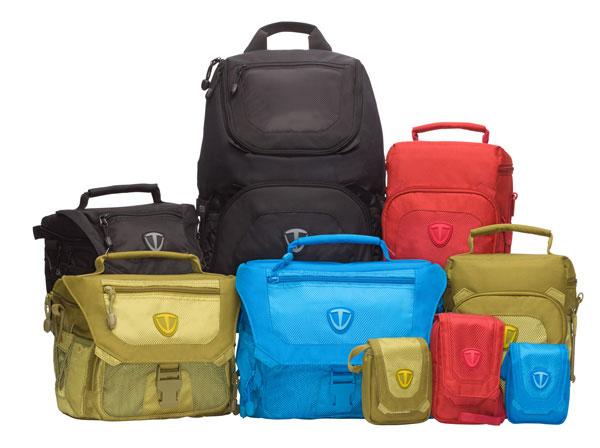 Next Page Tenba Vector Camera Bags Press Release