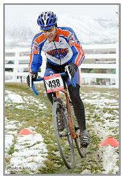 Nikon D7000 - continuous auto focus cyclocross race photo