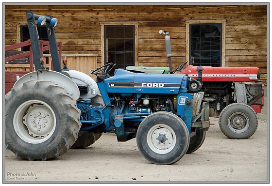 Nikon D7000 - Tractors