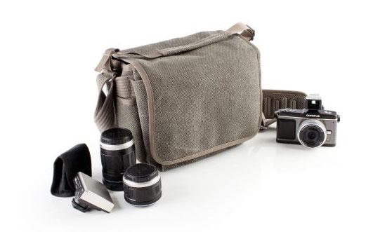 Think Tank Retrospective 5 camera bag and Olympus E-PL2 Micro Four Thirds System