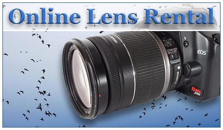 Online Lens Rental