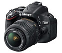 Nikon D5100 Digital SLR Announced