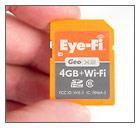 Eye-Fi Mobile X2 Memory Card Review