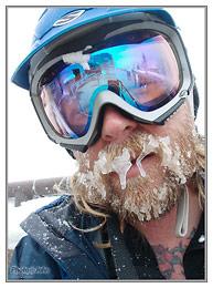 Eye-Fi enabled ice beard photo!