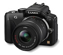 Panasonic Lumix G3 Micro Four Thirds Camera