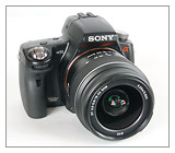 Sony Alpha SLT-A55 Pro Review