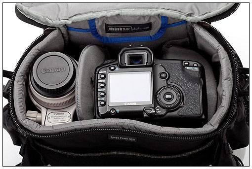 57b2cf9b56 Redesigned Think Tank Speed Convertible Camera Bags • Camera News ...