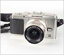 Olympus E-P3 Pen Camera Intro And Video