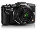 Panasonic Lumix GF3 Micro Fiour Thirds Camera Announced