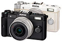 New Pentax Q Interchangeable Lens Camera System