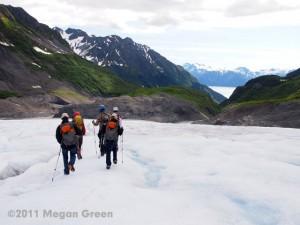 Olympus E-P3 - Alaskan glacier hike