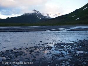 Olympus E-P3 - Exit Glacier, Alaska photo