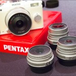 New Pentax Q system camera lenses