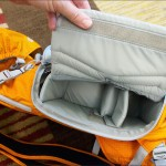 Lowepro Photo Sport AW pack camera compartment
