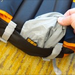 Lowepro Photo Sport 200 AW camera backpack rain cover