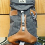 "Clik ""Classic"" climber gear pack styled backpack with camera compartment"