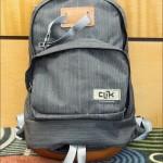 "Clik ""Classic"" book backpack"