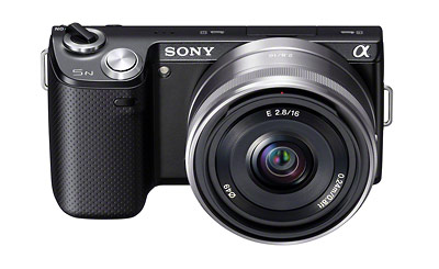 New Sony Alpha NEX-5N mirrorless, interchangeable lens camera