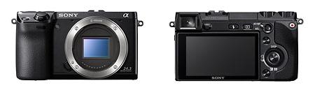 Sony Alpha NEX-7 24-megapixel pro digital rangefinder