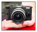 Pentax Q Mini System Camera Sneak Peak