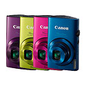 New Canon PoweShot ELPH 310 HS Pocket Camera
