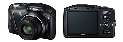Canon PowerShot SX150 IS Superzoom Digital Camera