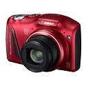 Canon PowerShot SX150 IS - 12x Superzoom Digital Camera
