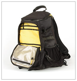 Mountainsmith Quantum Daypack - front compartment
