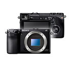 Sony NEX-7 - 24-Megapixel Mirrorless Camera