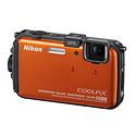 Nikon Coolpix AW100 - Nikon's First Waterproof Digital Camera