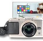 Olympus E-P3 Pen - Studio Sample Photos