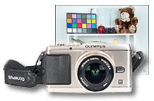 Olympus E-P3 Studio Sample Photos
