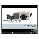 Olympus E-P3 Pen Compact Travel Kit