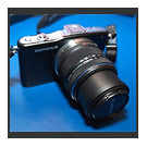 Olympus E-PM1 Pen Camera - First Look